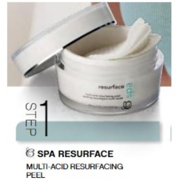 beauticontrol Other - Beauticontrol Multi-acid Resurfacing Peel: 30 pads